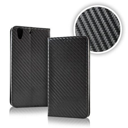 Geeek Smart Carbon Wallet Case for Samsung S9 Black