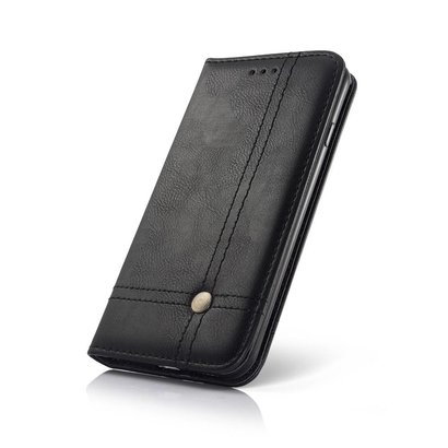 Geeek Smart Prestige Wallet Case for Samsung S8 Plus Black