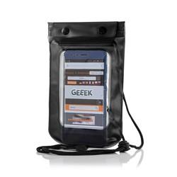 """Geeek Universal Waterproof Case 5.5 """"Black"""