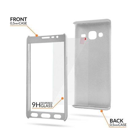 Geeek Samsung S9 Full Body 360 Super Thin Case Cover Hoesje