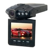 Geeek DashCam CarCam DVR Recorder HD 720p with night vision