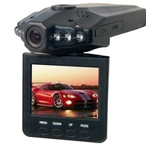 DashCam CarCam DVR Recorder HD 720p with night vision