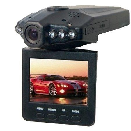 Geeek DashCam CarCam DVR Recorder HD 720p mit Nachtsicht