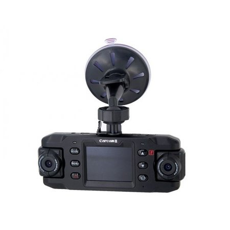 Geeek Dashcam Camcorder DVR Dual Cam