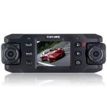 Geeek DashCam CarCam DVR Dual Cam