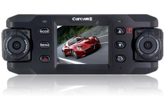 Met de dashcam camcorder dvr dual cam . leg je eenvoudig alles vast wat je onderweg tegenkomt. mocht er iets ...