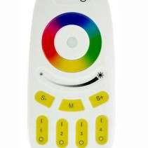 Full Color Touch Remote with 4 channels
