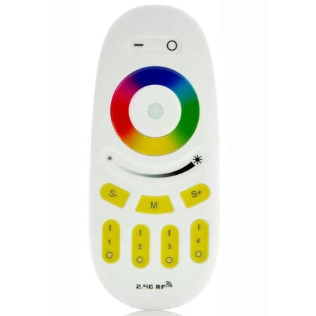 Mi Light Full Color Touch Remote with 4 channels