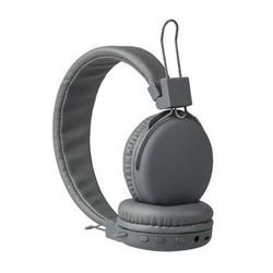 Sweex Kopfhörer On-Ear Bluetooth 1.00 m Grau