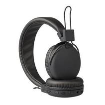 Headphones On-Ear Bluetooth 1.00 m Black