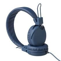Hoofdtelefoon On-Ear 1.20 m Blauw