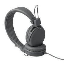 Kopfhörer On-Ear 1,20 m Grau