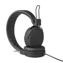 Hoofdtelefoon On-Ear 1.00 m Zwart