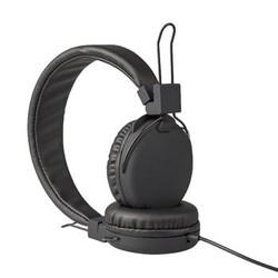 Sweex Hoofdtelefoon On-Ear 1.00 m Zwart