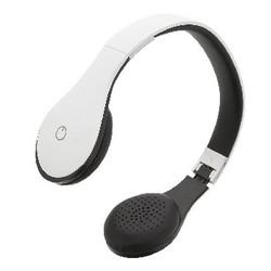 Sweex Headset On-Ear Bluetooth Ingebouwde Microfoon Wit
