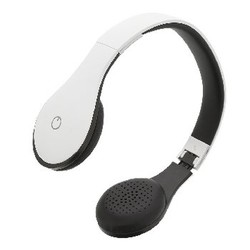 Sweex Headset On-Ear Bluetooth Integriertes Mikrofon Weiß