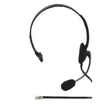 Headset On-Ear RJ9 Ingebouwde Microfoon 2.2 m Zwart