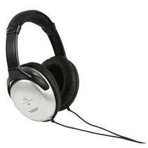 Headphones Over-Ear 3.5 mm 6.0 m Silver / Black