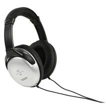 Hoofdtelefoon Over-Ear 3.5 mm 6.0 m Zilver/Zwart