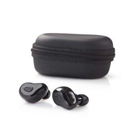 Sweex Hoofdtelefoon In-Ear Zwart