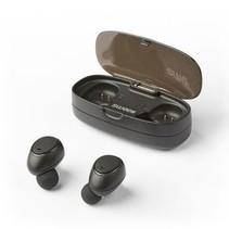 In-Ear Black Headphones