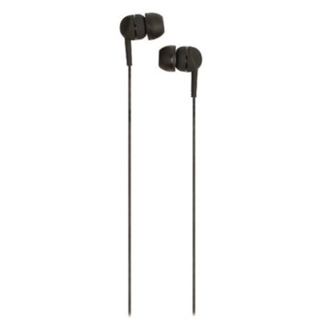 König Headset In-Ear 3.5 mm Ingebouwde Microfoon 1.2 m Zwart