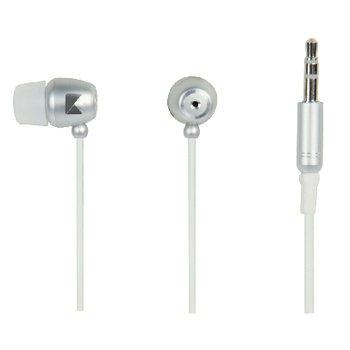 Hoofdtelefoon In-Ear 3.5 mm Zilver Hoofdtelefoon In-Ear 3.5 mm Zilver