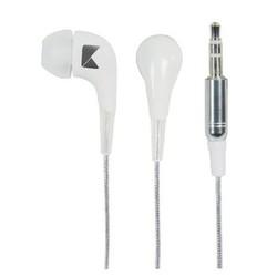 König Hoofdtelefoon In-Ear 3.5 mm Wit