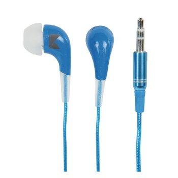 König Hoofdtelefoon In-Ear 3.5 mm Blauw