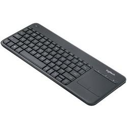 Logitech Draadloos Keyboard Standaard USB US International Zwart