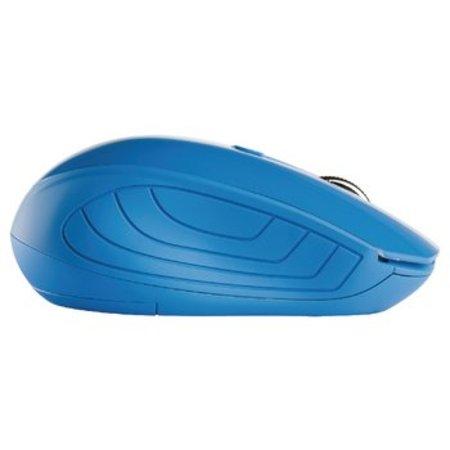 Sweex Draadloze Muis Bureaumodel 3 Knoppen Blauw