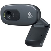 Webcam USB 2.0 3 MPixel 720P Black