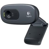 Webcam USB 2.0 3 MPixel 720P Schwarz