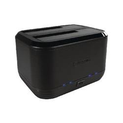 Sitecom Festplatten Docking USB 3.0 Schwarz