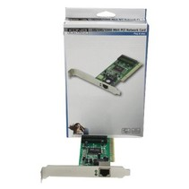 PCI Netzwerk Karte 10 / 100 / 1000 Mbps