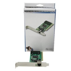 König PCI NIC 10/100 / 1000Mbps