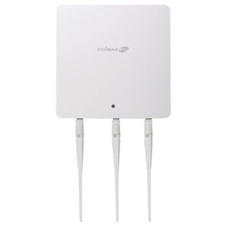 Edimax Draadloze Access Point AC1750 2.4/5 GHz (Dual Band) Gigabit Wit