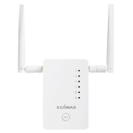 Edimax Draadloze Extender 2.4/5 GHz (Dual Band) Wi-Fi Wit