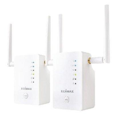 Edimax Draadloze AC1200 2.4/5 GHz (Dual Band) Wi-Fi Wit