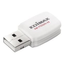 Edimax Wireless USB Adapter N300 2.4 GHz White