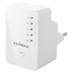 Edimax Draadloze Repeater/Extender N300 2.4 GHz 10/100 Mbit Wit