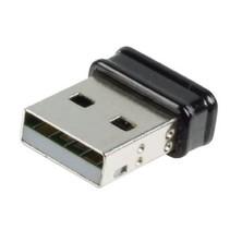 Wireless USB Adapter N150 2.4 GHz Black / Metal