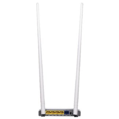 Edimax Draadloze Router N300 2.4 GHz 10/100 Mbit Wit