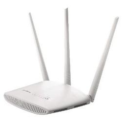 Edimax Wireless Router AC750 2.4 / 5 GHz (Dual Band) 10/100 Mbit / Wi-Fi White
