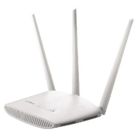 Edimax Draadloze Router AC750 2.4/5 GHz (Dual Band) 10/100 Mbit / Wi-Fi Wit