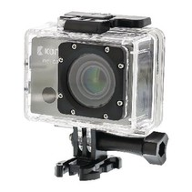 Full HD Action Cam 1080p WLAN / GPS Schwarz