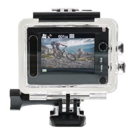 König Full HD Action Cam 1080p WLAN / GPS Schwarz