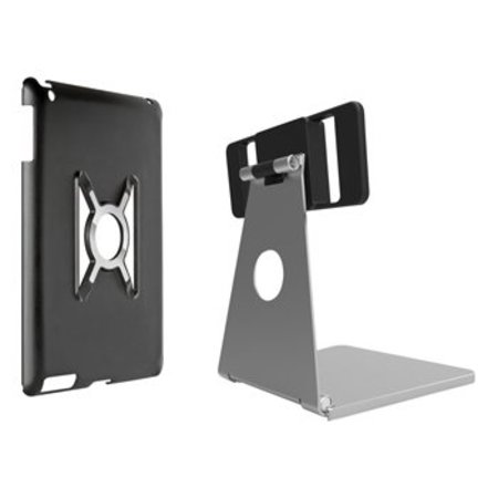 Omnimount Tablet Standaard Draai- en Kantelbaar Apple iPad Mini / Apple iPad Mini 2 / Apple iPad Mini 3