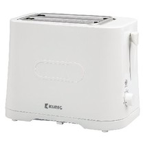 Toaster with 7 browning positions 700 W White