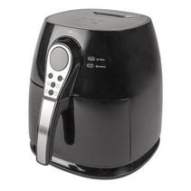 Digital Hot Air Fryer 1400 W 3 l Black